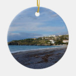 Scalea Beach, Calabria Christmas Tree Ornament