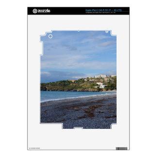 Scalea Beach, Calabria iPad 3 Skins