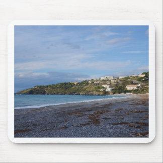 Scalea Beach, Calabria Mouse Pad