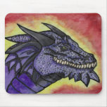 Scaled Dragon Mouse Pads