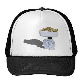 ScaleFullGold103110 Trucker Hat