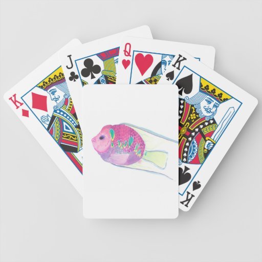 Scales Bicycle Playing Cards