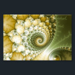 "Scales Fractal Art Photo Print<br><div class=""desc"">Mandelbrot Fractal Art! Beautiful high resolution zoom of the famous Mandelbrot fractal. The amount of fractal details is amazing in this image.</div>"