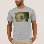 Scales Fractal Art T-Shirt