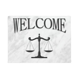 Scales Law Office Welcome Mat