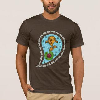 Scales Men's Dark Shirt