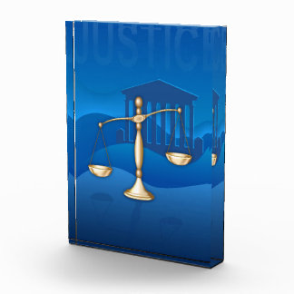 Scales of Justice Award