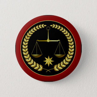 Scales of Justice Button