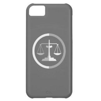 Scales of Justice Case For iPhone 5C