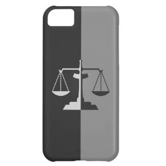 Scales of Justice Cover For iPhone 5C