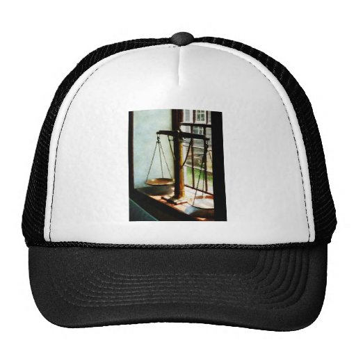 Scales of Justice Hat