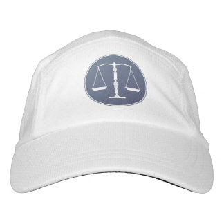 Scales of Justice Headsweats Hat