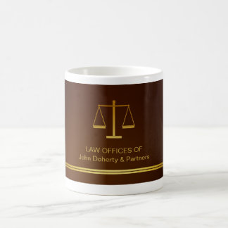 Scales of Justice | Lawyer Coffee Mug