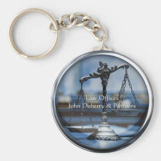 Scales of Justice - Lawyers Keychains
