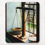 Scales of Justice Mousepads