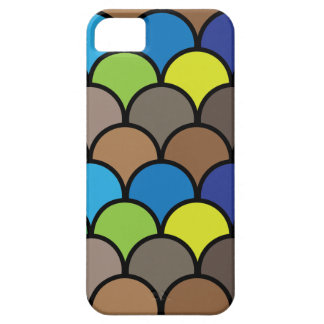 Scales Pattern iPhone 5 Case