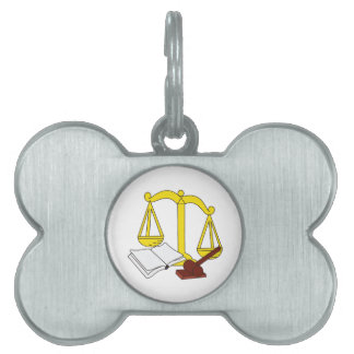 Scales Pet ID Tags