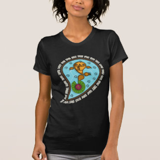 Scales Women's Dark Shirt