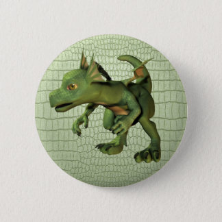Scaley Dragon  Button