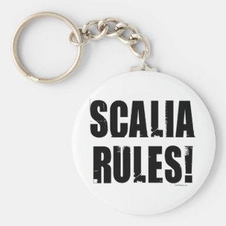 Scalia Rules Keychain