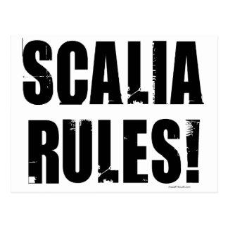 Scalia Rules Postcard