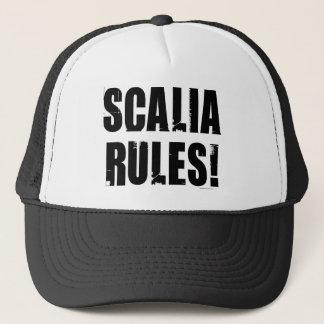 Scalia Rules Trucker Hat