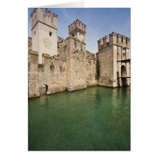 Scaliger Castle, Sirmione, Brescia Province, Card