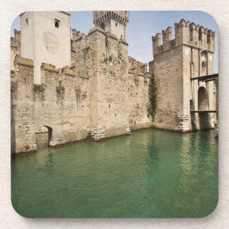 Scaliger Castle, Sirmione, Brescia Province, Coaster