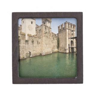 Scaliger Castle, Sirmione, Brescia Province, Jewelry Box