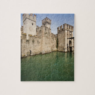 Scaliger Castle, Sirmione, Brescia Province, Jigsaw Puzzle
