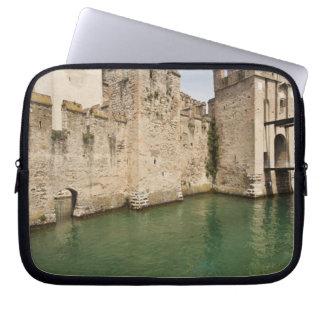 Scaliger Castle, Sirmione, Brescia Province, Laptop Sleeve