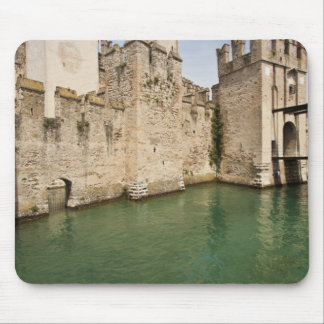 Scaliger Castle, Sirmione, Brescia Province, Mouse Pad