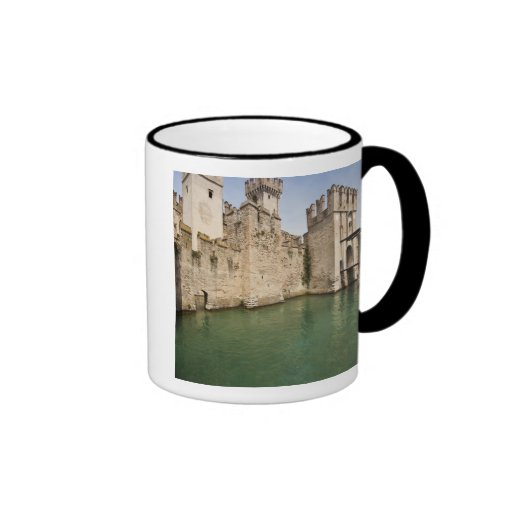 Scaliger Castle, Sirmione, Brescia Province, Coffee Mugs