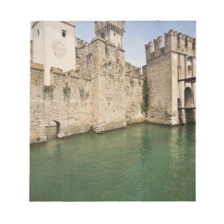 Scaliger Castle, Sirmione, Brescia Province, Notepad