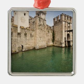 Scaliger Castle Sirmione Brescia Province Christmas Tree Ornament