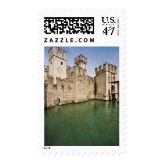 Scaliger Castle, Sirmione, Brescia Province, Postage
