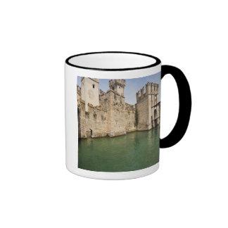 Scaliger Castle, Sirmione, Brescia Province, Ringer Coffee Mug