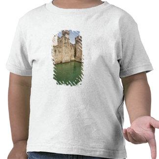 Scaliger Castle, Sirmione, Brescia Province, Tshirts