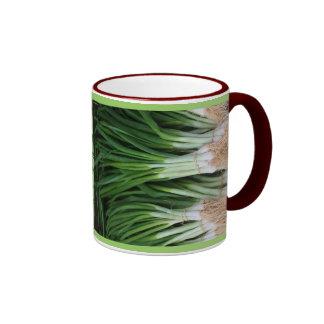 Scallions/Green Onions mug
