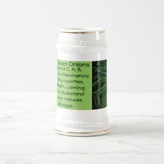 Scallions/Green Onions stein Mug