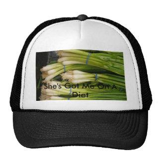 Scallions Trucker Hat