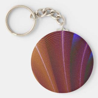 Scallop Key Chain