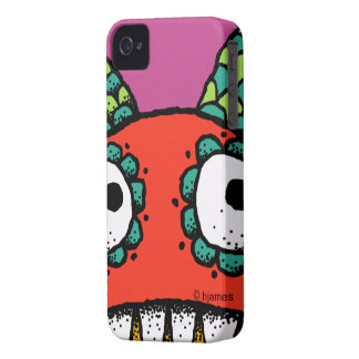 Scallop Monster iPhone Case iPhone 4 Case-Mate Cases