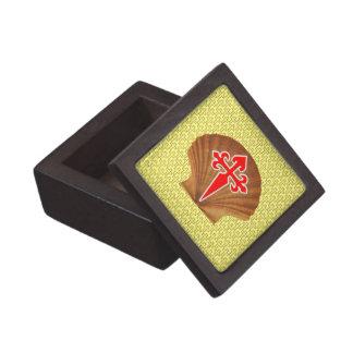Scallop Shell Gift Box