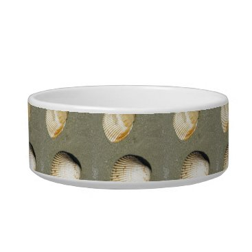 Beach Themed Scallop Shells Bowl