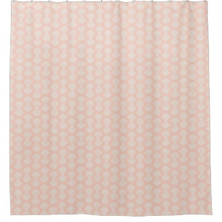Cream Shower Curtain Coral Shower Curtains Shower Curtain