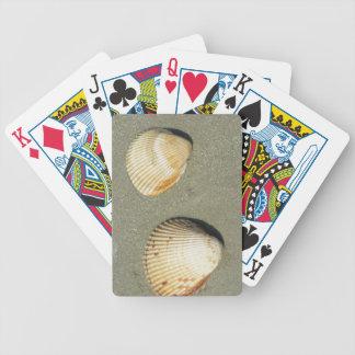 Scallop Shells Poker Deck