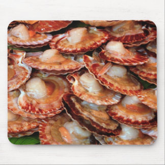 Scallops Mouse Pad