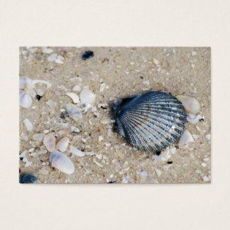 Scallops & Sand [Chubby] Business Card