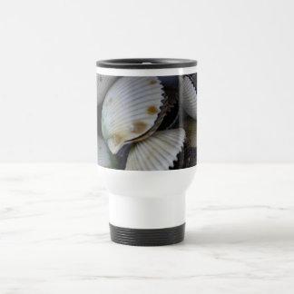 Scallops Travel Mug